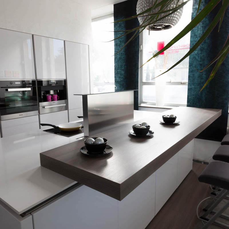 Küchenausstellung von Küchen Centrum Wetzlar